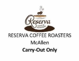 Reserva Coffee Roasters McAllen