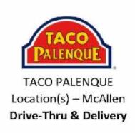 Taco Palenque McAllen