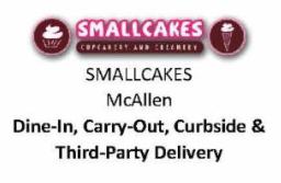 Smallcakes Mcallen