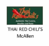 Thai Red Chili's McAllen