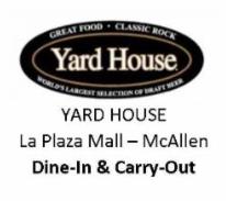 Yard House McAllen