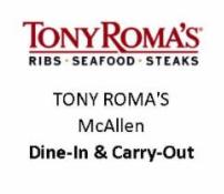 Tony Roma's McAllen