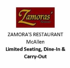 Zamora's Restaurant McAllen