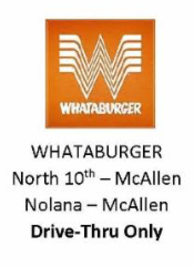 Whataburger McAllen