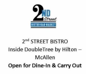 2nd Street Bistro McAllen