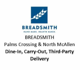 Breadsmith Palms Crossing & North McAllen