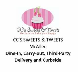 CC's Sweets & Tweets McAllen