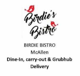 Birdie's Bistro McAllen