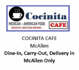 Cocinita Cafe McAllen