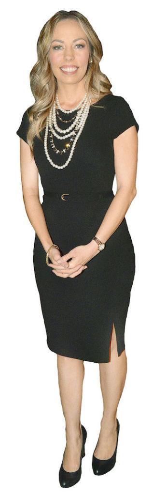 Natasha Del Barrio, Chief Executive Officer (CEO) for Bert Ogden and Fiesta Auto Group in the Rio Grande Valley.