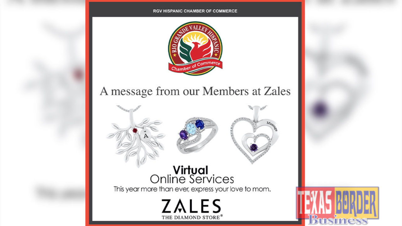 Zales The Diamond Store S Online Specials Texas Border Business