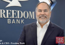 Meet the new Chairman and CEO of a new bank in the Valley