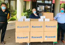 Stanley Black & Decker Donates 25,000 face masks to Help Mission Regional Medical Center Fight COVID-19 in Mission, Texas