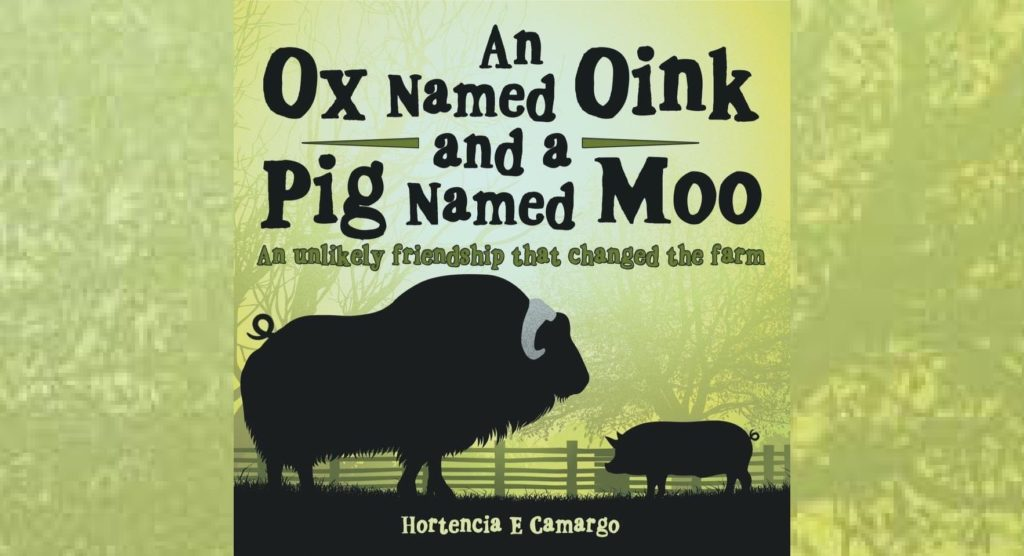 Help your child face challenging questions about inequality with 'An Ox Named Oink and a Pig Named Moo'