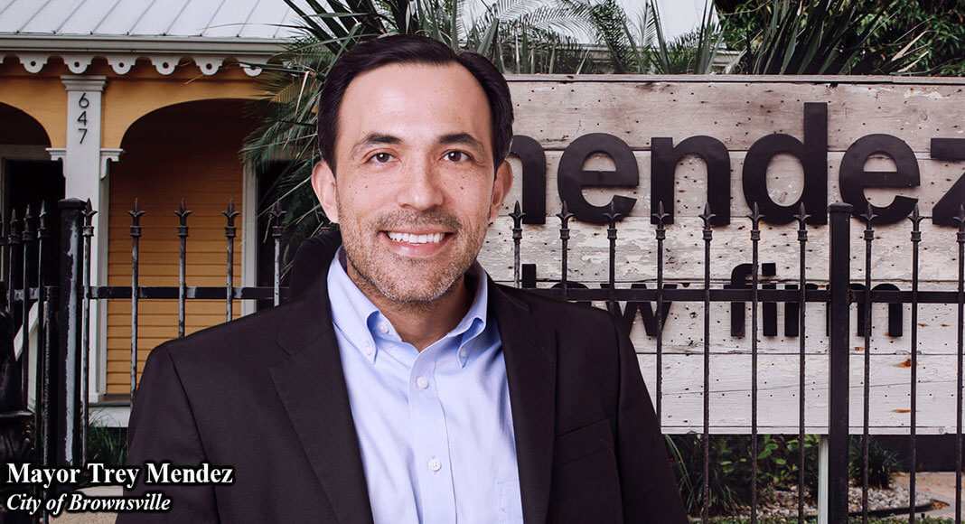 Mayor Trey Mendez, Strong Leadership for Brownsville's Future