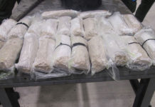 Over $1.5M of Narcotics Intercepted by Border Patrol