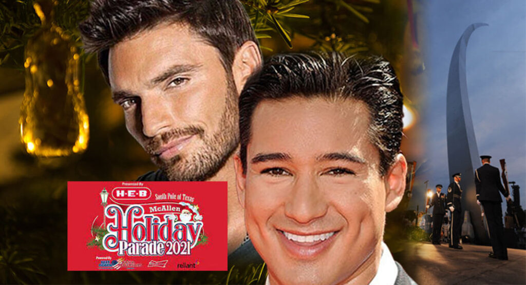 d and Drill Team, the first element of the US Military March and Drill Team, adding the precision of a unit that performs in parades and celebrations around the world.  Popular TV personalities, producers, actors and two MHP veterans Mario Lopez and Julián Gil are also returning to serve as celebrity hosts.  Images of the City of McAllen