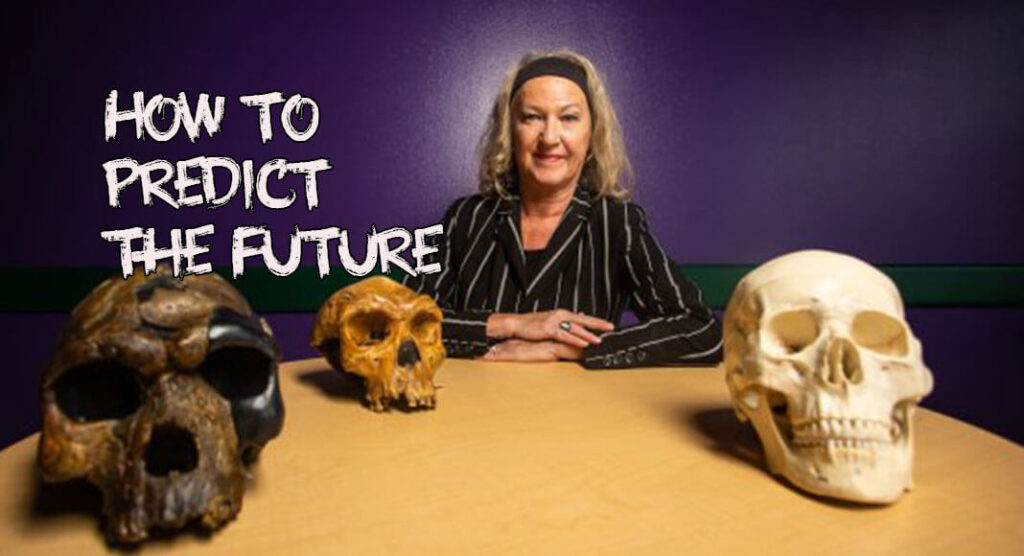 Wendy Branwell insiste en que la antropología, el estudio de lo que nos hace humanos, contiene muchas lecciones relevantes para la actual crisis del COVID-19.  Imagen STC
