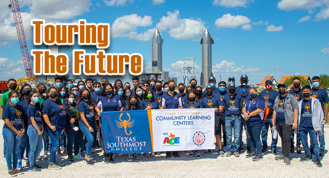 A partnership to give students a rare look into SpaceX facility
