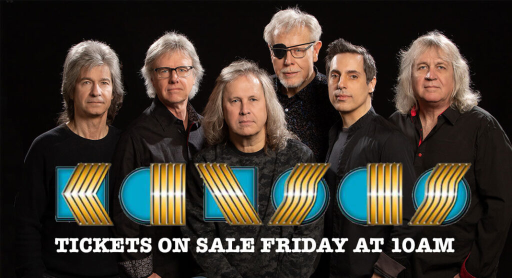 America's preeminent progressive rock band, KANSAS, will be wrapping-up their popular Point of Know Return Anniversary Tour in the United States with one final leg during the winter and spring of 2022. Image Source:  Facebook