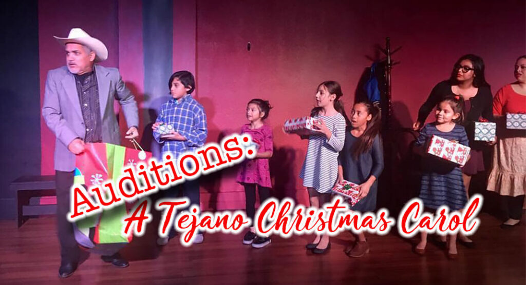 213 W. Newcombe Ave in Pharr for December performances. Courtesy Photo